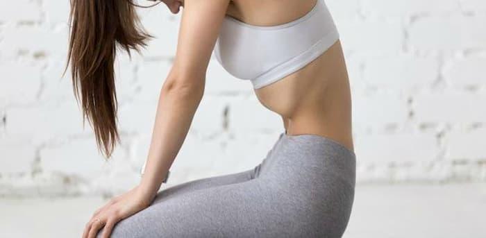 beneficios de hacer el vacio abdominal
