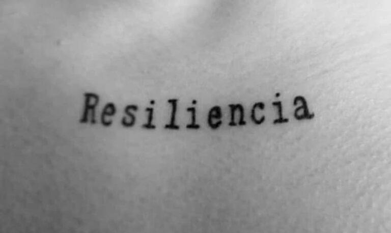 Que es la resiliencia, tipos, caracteristicas