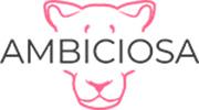 logo ambiciosa leona